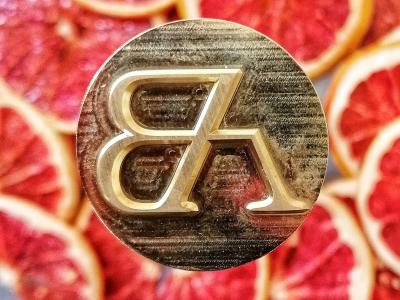 AB ice stamp