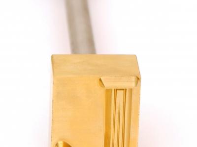heat stamp - manual brander for lemon peels
