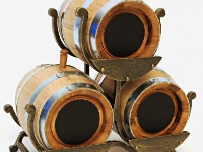 3 Custom Barrels